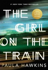 2. The Girl on the Train by Paula Hawkins