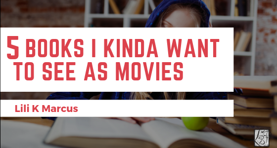 Adaptations? These books might be good in Cinemas and TV. Check out the list.