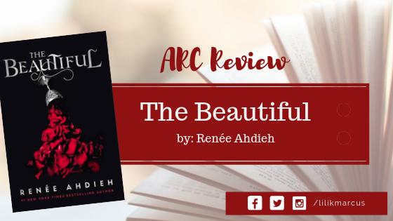 The Beautiful, Renée Ahdieh, Paranormal, Vampires
