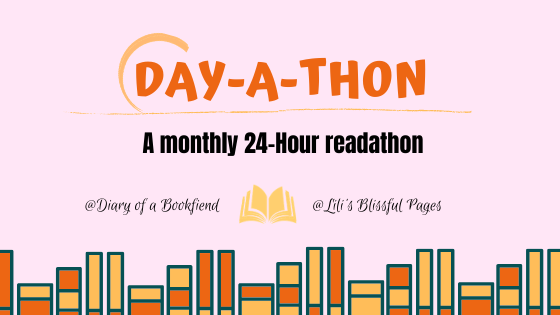 #readathon #DayAThon #24HourReadathon