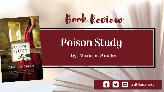 #BookReview #poisonstudy
