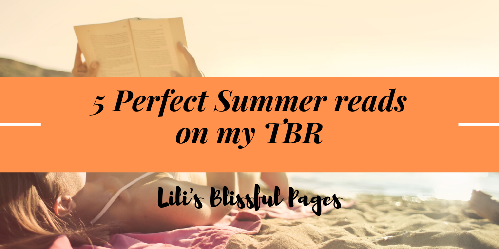 #BeachRead #summerread #books